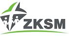 Logo ZKSM